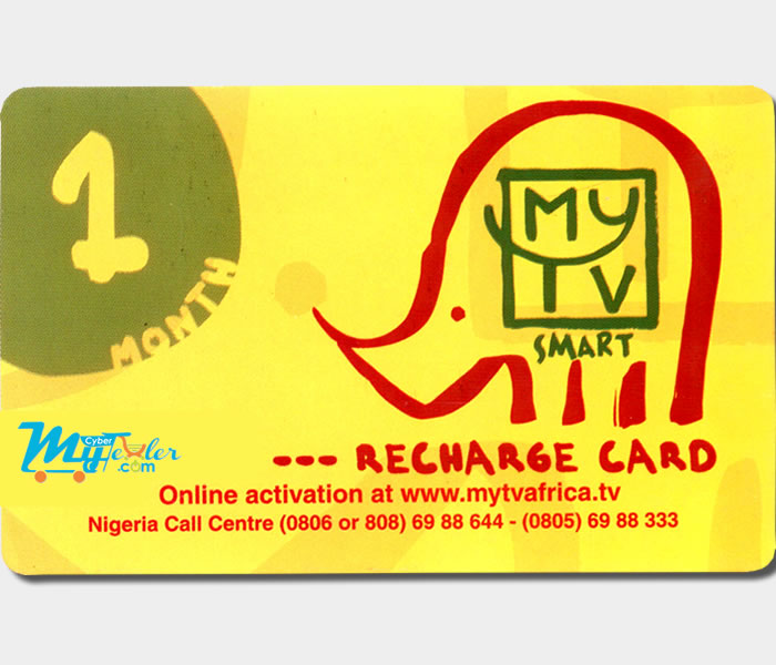 Buy MYtv Subscription Card Online, Where to Buy MYtv